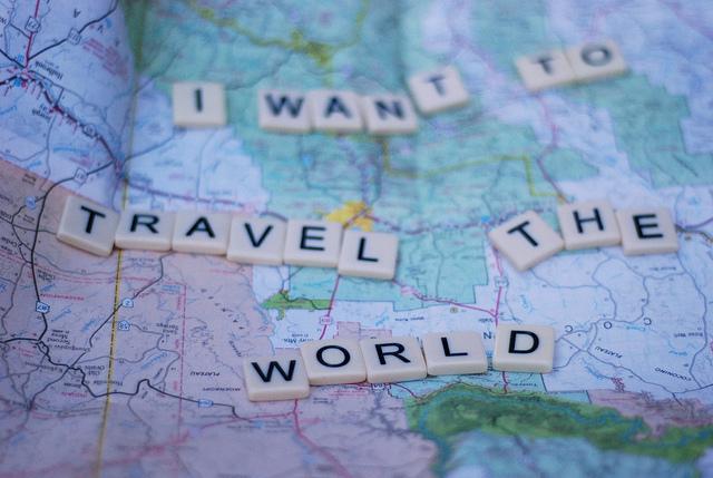 comment voyager à travers le monde en 5 pays