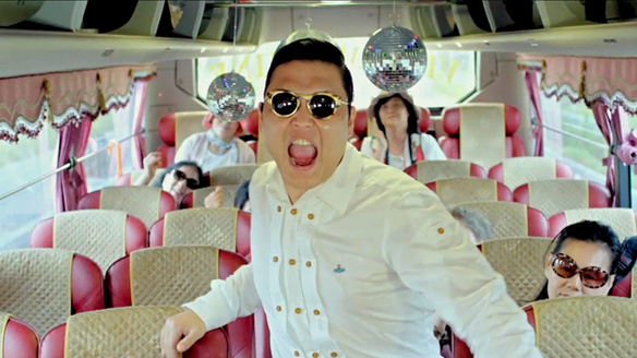 gangnam style chanteur