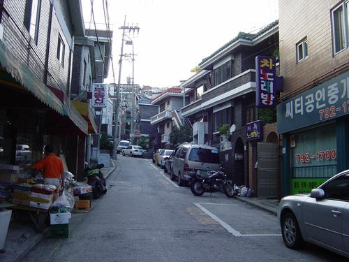 quartier seoul