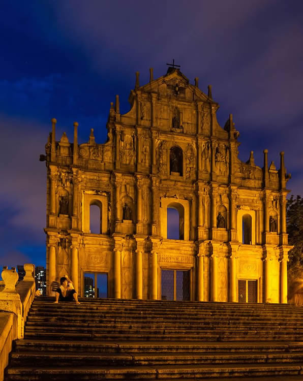 Ruins of St. Paul's Macau